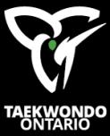 taekwondo black logo